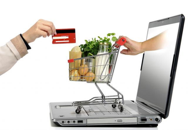 Как продавать продукты питания в интернете