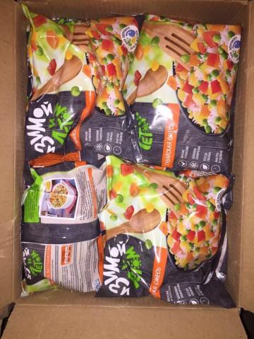 Свежезамороженные овощи и фрукты оптом!